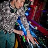 DJ Kommissar @ Loco Canteena