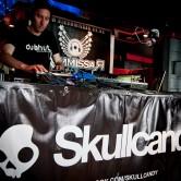 DJ Kommissar @ The Moris, Val D'Izzle