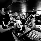 DJ Kommissar @ Mint Bar, Wanaka NZ